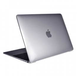 Power Support Air Jacket for Macbook 12 - Clear