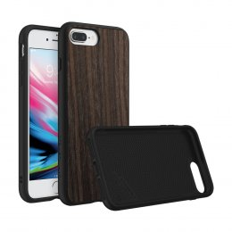Rhinoshield SolidSuit for iPhone 7 Plus / 8 Plus - Black Oak