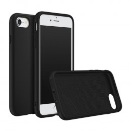 Rhinoshield SolidSuit for iPhone 7/8 - Classic Black