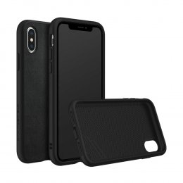 Rhinoshield SolidSuit for iPhone X - Leather