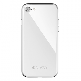 SwitchEasy Glass X for iPhone 7/8 - Silver