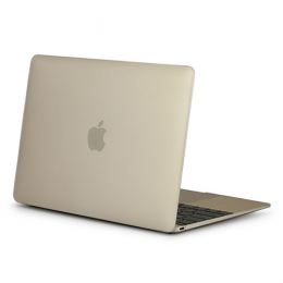 """Tunewear EGGSHELL frosted case for Macbook 12"""" - clear"""