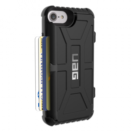 UAG Trooper Case for iPhone 6S / 7 / 8 - Black