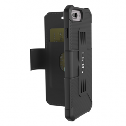 UAG Metropolis Case for  iPhone 6SP / 7P / 8P  - Black