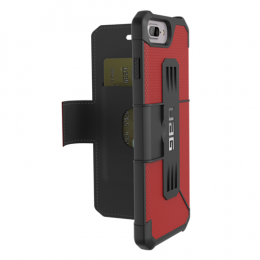 UAG Metropolis Case for iPhone 6SP / 7P / 8P  - Magma