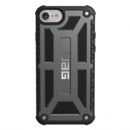 UAG Monarch Case for iPhone 6S / 7 / 8 - Graphite (Black)