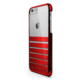 X-Doria Engage Plus for iPhone 6 - Red Strips (สินค้าราคาโปรโมชั่นไม่มีการรับประกัน)