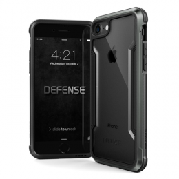 X-Doria Defense Shield for iPhone 7 / 8 - Black