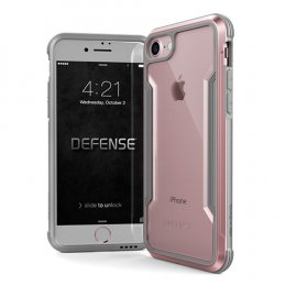 X-Doria  Defense Shield for iPhone 7 / 8 - Rose Gold