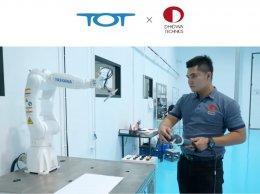 TOT x DHOWA TECHNOS