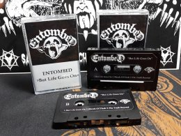ENTOMBED'But life Goes On' Tape.(Bootleg)