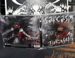 SARCASM'Thrash' CD.
