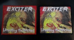 EXCITER'Unveiling The Wicked' Woven Patch.(Bootleg)