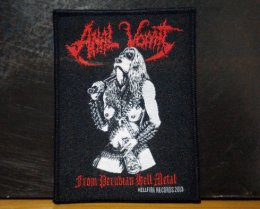 ANAL VOMIT's  Woven Patch.