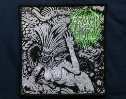 BROKEN HOPE'The Bowels Of Repugnance' Woven Patch.