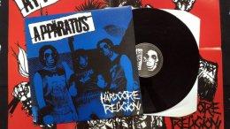 APPARATUS'Hardcore Religion' LP.