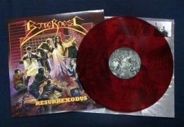 BITTERNESS'Resurrexodus' LP.