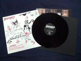 IMPURITY/BLACK FEAST'Split' LP.