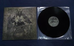 GOATSEMEN'Ego Svm Satana' LP.