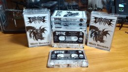 DRAGHKAR'World Unraveled' Tape.