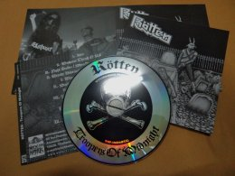 ROTTEN'Troopers of Midnight' CD.