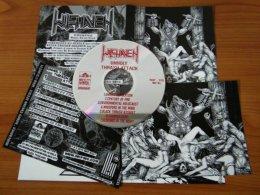 WITCHAVEN'Unholy Thrash Attak' CD.