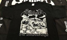 SABBAT'Live In San Francisconslaught' T-Shirt.