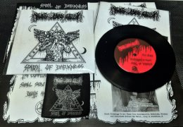 "NEKROMANTEION'Spirit Of Darkness' 7"" Ep"