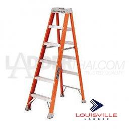 บันไดทรงเอ ขึ้น-ลงทางเดียว LOUISVILLE : FS1500