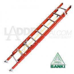 บันไดไฟเบอร์กลาส SANKI : LD-FBL
