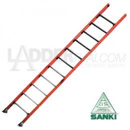 บันไดไฟเบอร์กลาส SANKI : LD-FBS
