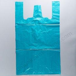 ถุงหิ้วสี 18 x 30 cm บาง