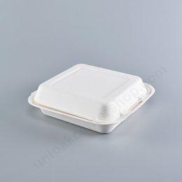 FEST Bio ชานอ้อย กล่องอาหารเหลี่ยมจตุรัส 1000 ml