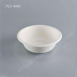 FEST ชามกลมเยื่อธรรมชาติ 500 ml (L-001)