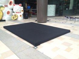 เช่าเวที (Stage) สูง 10 cm