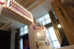 SET 2 เช่าไฟสปอตไลท์ LED 50 วัตต์ วอมไวท์ (แสงนวล)