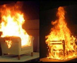 ฟองน้ำไม่ลามไฟ (Flame Retardant Foam)