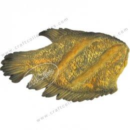 Fried Salid Fish