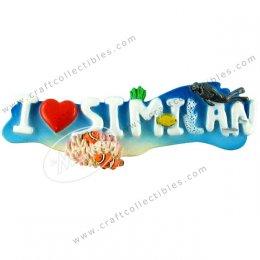 I love Similan