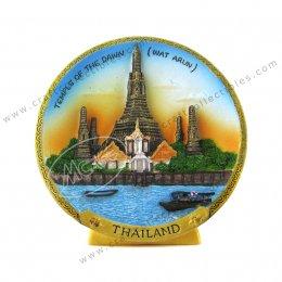 Wat Arun Show Plate