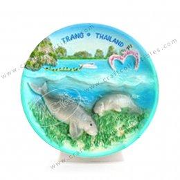 Trang Show Plate