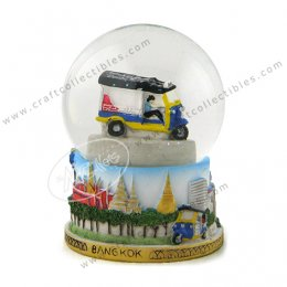 Bangkok Snowball + Tuk Tuk
