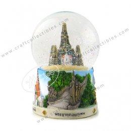 Temple Snowball + Wat Arun