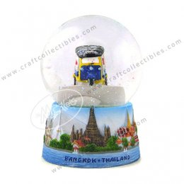 Chaopraya Snowball + Tuk Tuk