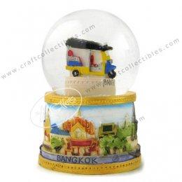 Temple Snowball + TukTuk