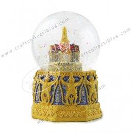 Wat Prakaew & Garuda Snowball
