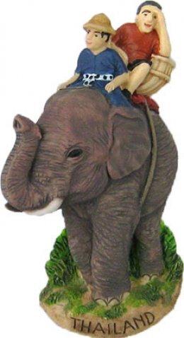 Elephant Riding (2person)