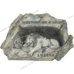 Luzern Lion, Switzerland