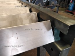 รางลูกกลิ้งเหลี่ยม(Settiling conveyor)