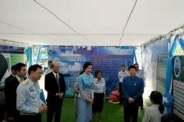 Ship launching Ceremony DMCR 26M Fast Response Catamaran (PHAYUN)